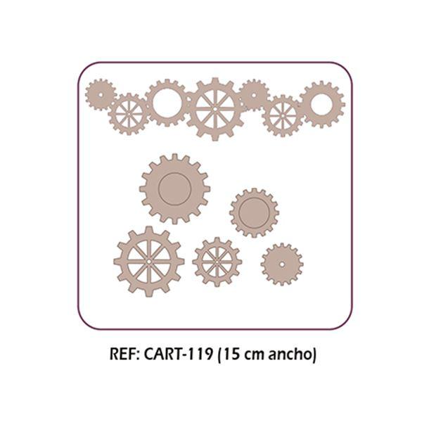 Engranajes - CART-119