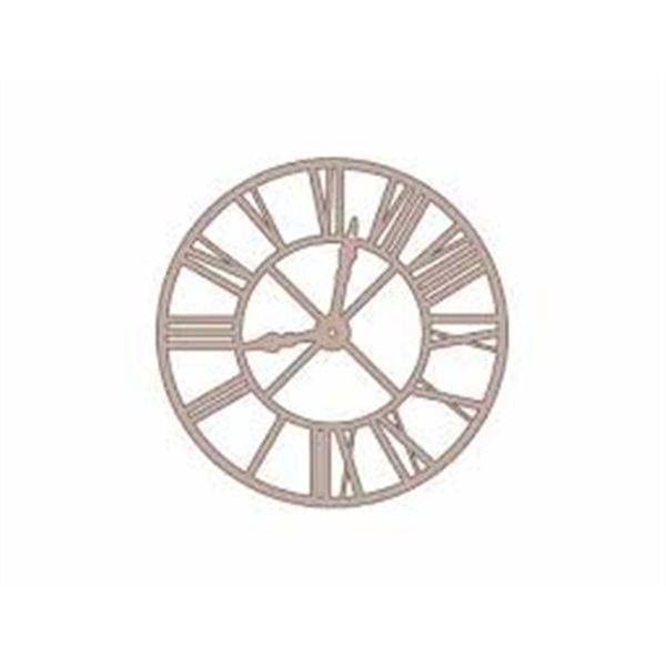 Reloj estacion 9cm - CART-190