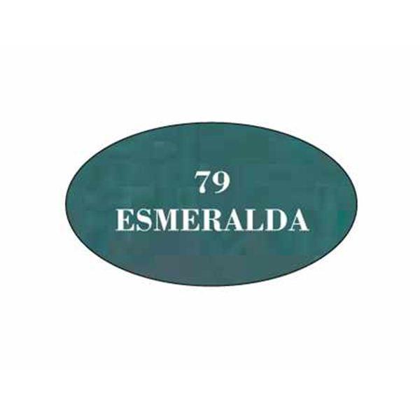 Pintura acrílica artis cromática-esmeralda 60ml - ARTIS79
