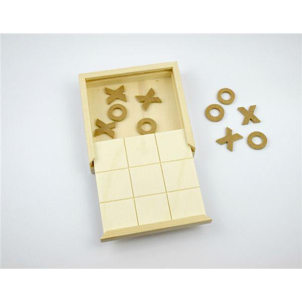 Tres en raya de madera - 974.1 (2)