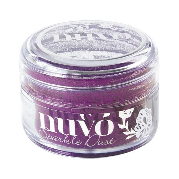 Nuvo sparkle dust-cosmo berry 15ml - 0704000541