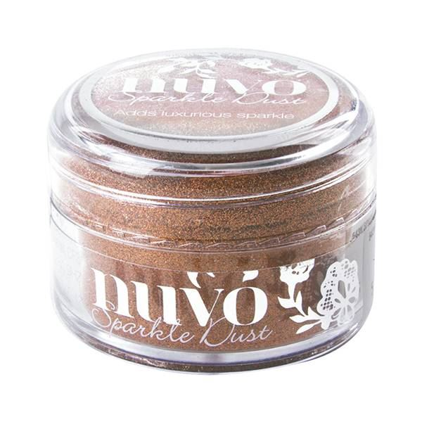 Nuvo sparkle dust-cinnamon spice 15ml - 0704000543