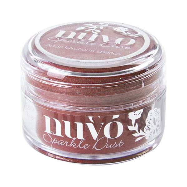 Nuvo sparkle dust-hollywood red 15ml - 0704000550
