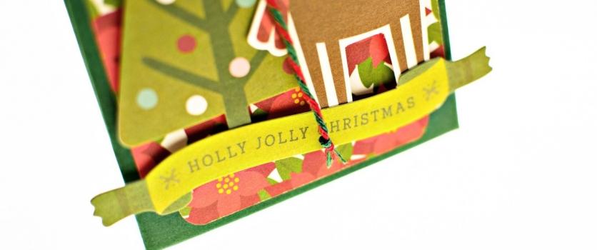 "Diario de Navidad ""Holly Jolly"""