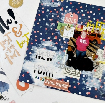 LAYOUT NEW YORK – COLECCIÓN SATURDAY DE DEAR LIZZY
