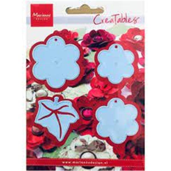 Troquel marianne design flores - 8716697029669