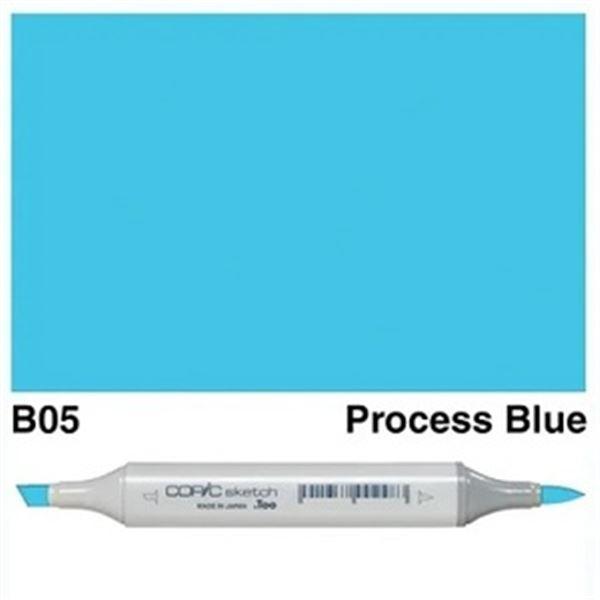 B05 copic sketch process blue - 4511338002544