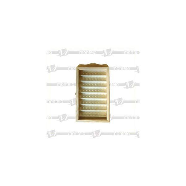 Estanteria dedales pequeño (35 dedales, sin cristal) - 114