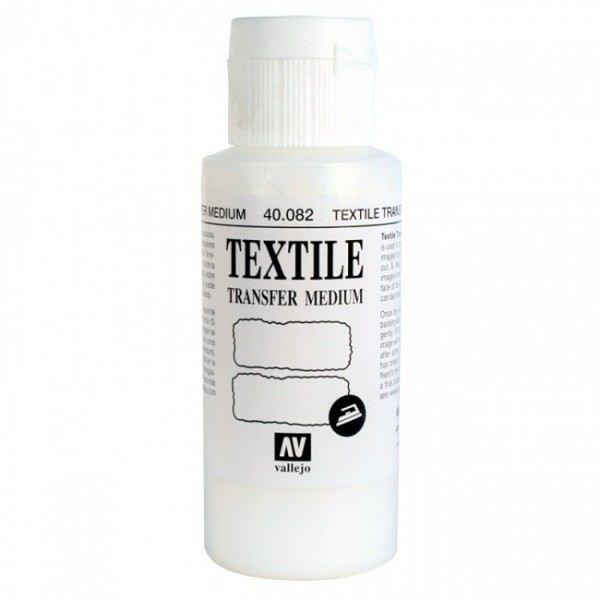 Transfer medium textil 60ml - 40082