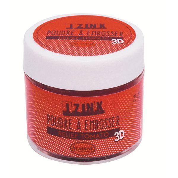 Izink rojo 25ml - 10114