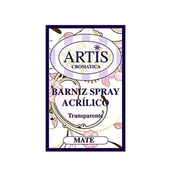 Barniz spray mate - 0865003