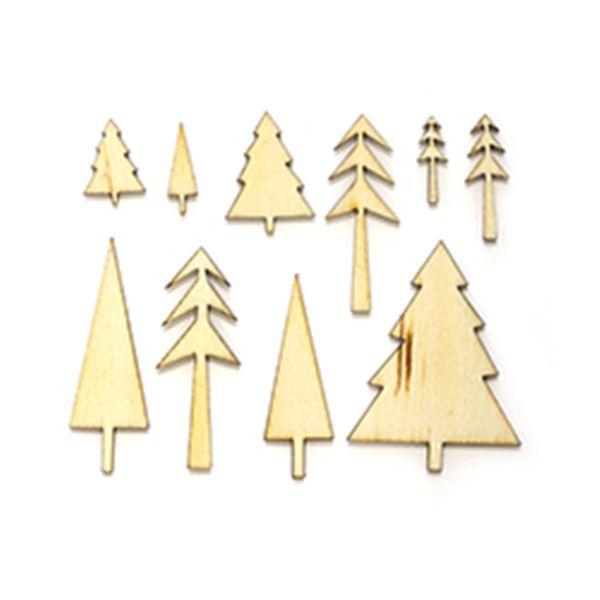 Mini arbolitos de madera - 331178