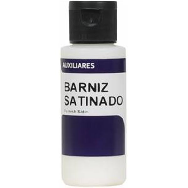 Barniz satinado 60ml - 0616002002