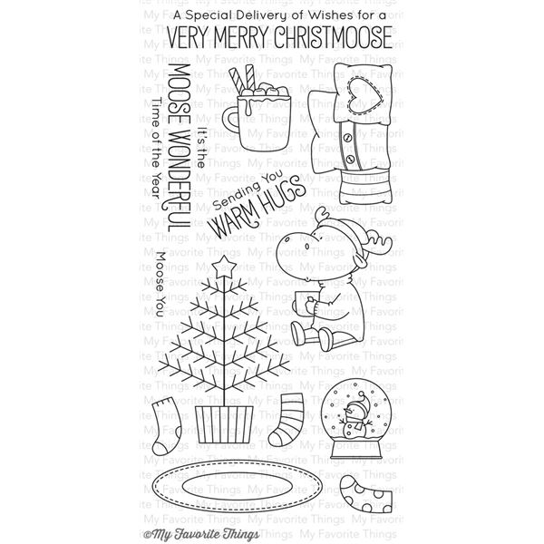 Merry christmoose - BB-26
