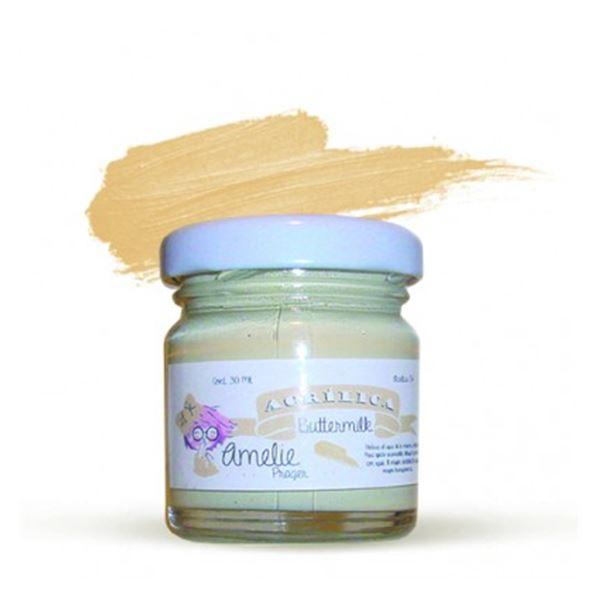 Acrílica buttermilk 30ml - AMA-04