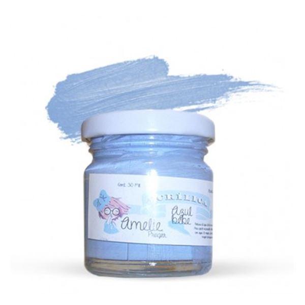 Acrílica azul bebé 30ml - AMA-13