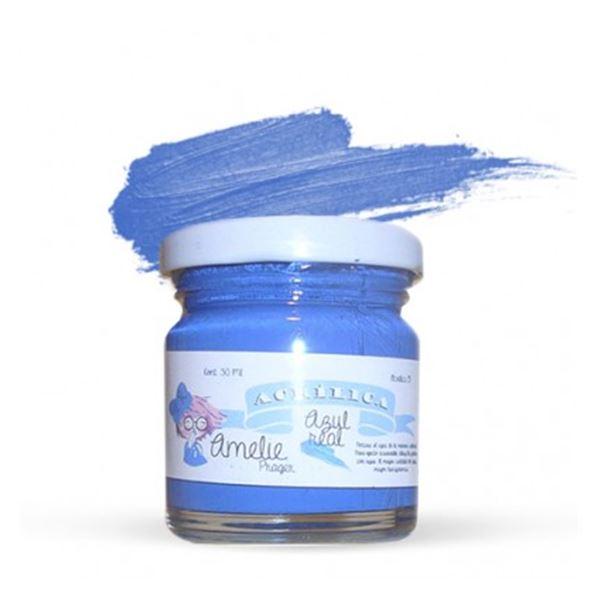 Acrílica azul real 30ml - AMA-15