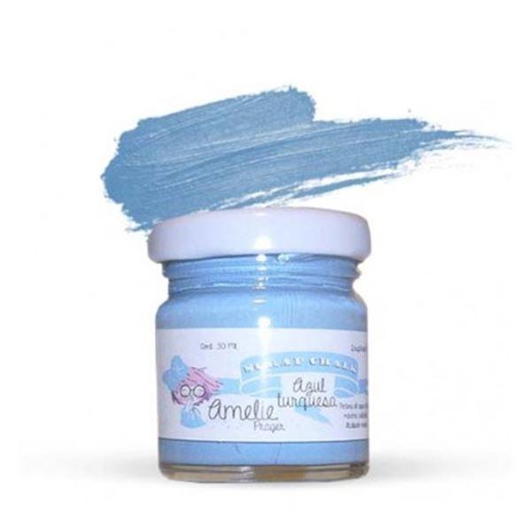 Azul turquesa 30ml - AMC-39