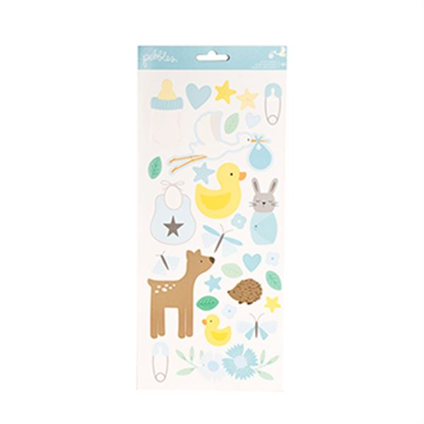Stickers niño lullaby - 733511