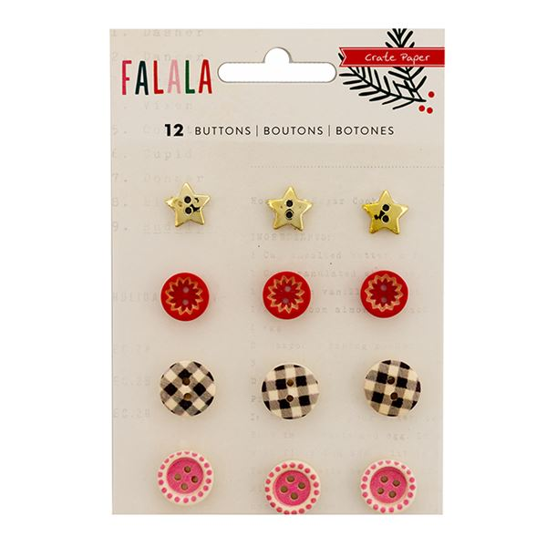Botones falala - 379064