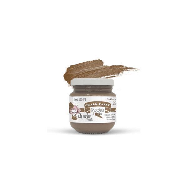 Chocolate & leche 120ml - 120-29