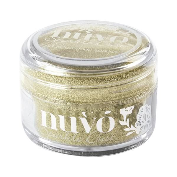 Nuvo sparkle dust-gold shine 15ml - 0704000540