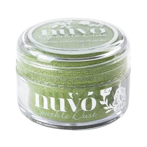 Nuvo sparkle dust-fresh kiwi 15ml - 0704000544