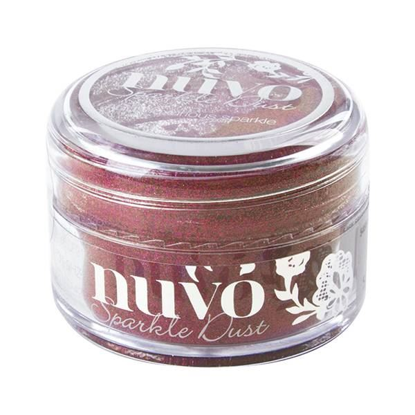 Nuvo sparkle dust-raspberry bliss 15ml - 0704000546