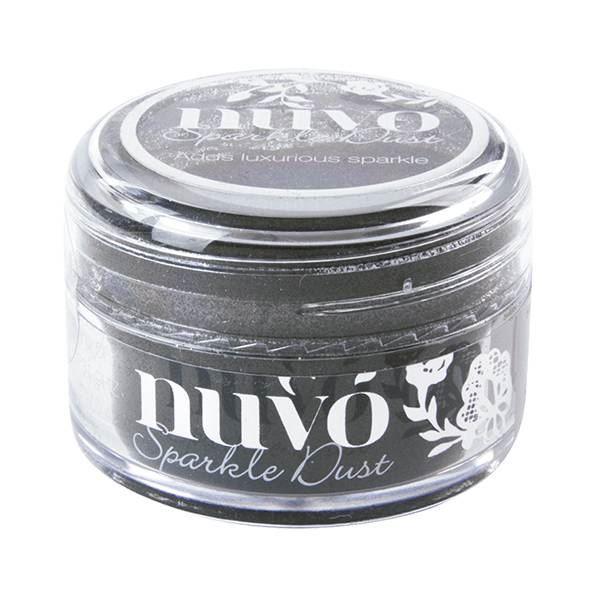 Nuvo sparkle dust-black magic 15ml - 0704000548