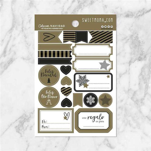 Stickers navidad - STK010