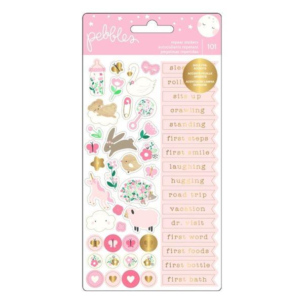 Stickers repeat girl night night - 732865