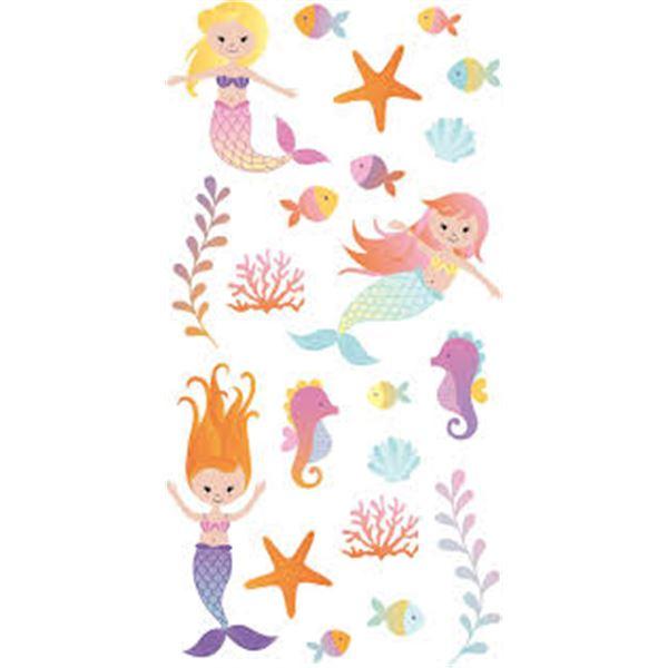 Puffy mermaid - 11004705
