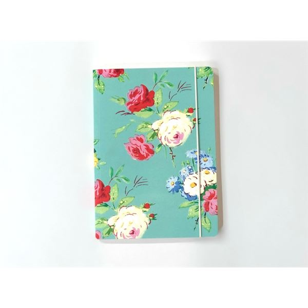 Bloc christine a5 notebook - FLORESGRANDE