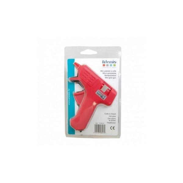 Pistola silicona calor+ 2 barritas - 9190131