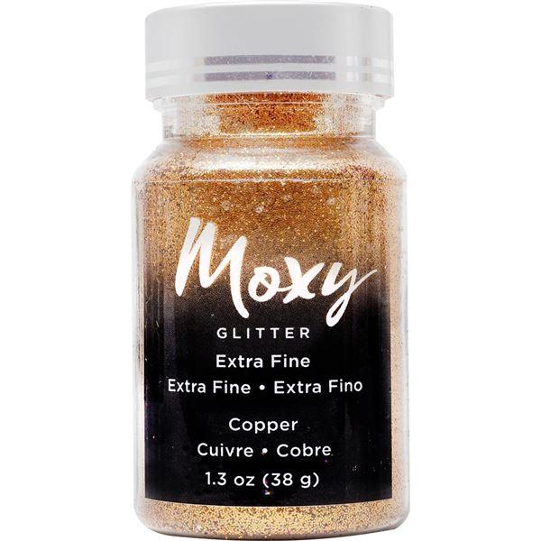 Moxy glitter extra fine-cooper - 0000861910