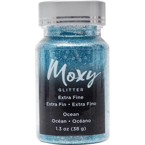 Moxy glitter extra fine-ocean - 0000861898