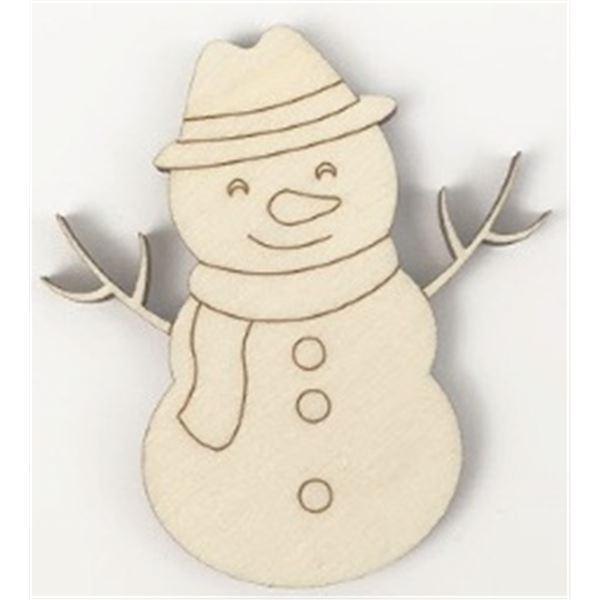 Muñeco de nieve - S329