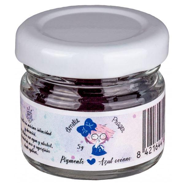 Pigmento azul océano amelie - PIG06