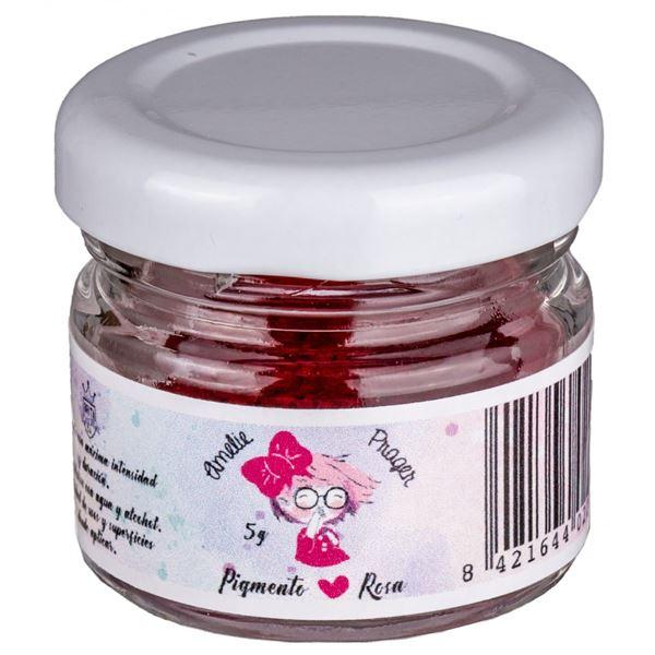 Pigmento rosa amelie - PIG07