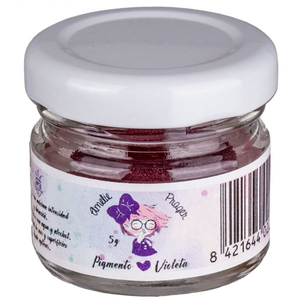 Pigmento violeta amelie - PIG10