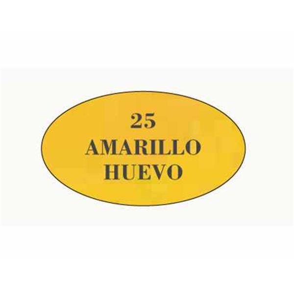 Pintura acrílica artis cromática-amarillo huevo 60ml - ARTIS25