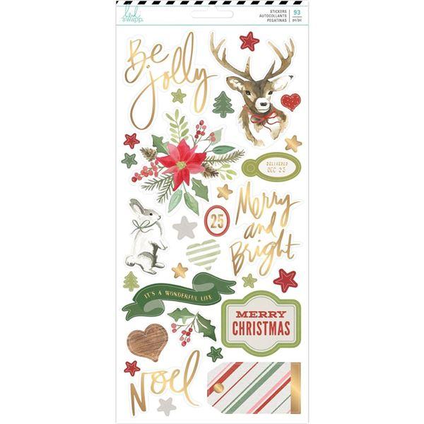 Stickers winter wonderland - 0001487977
