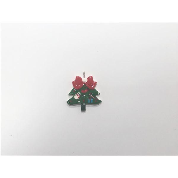 Charm resina árbol navidad 3cm - RESINAARBOL