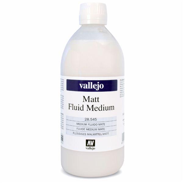 Medium fluido mate 500ml - 28545