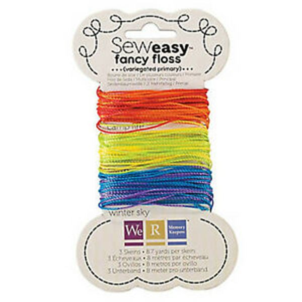 Hilo de seda multicolor-principal sew easy - 633356711544