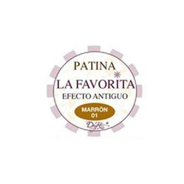 Patina marrón - 8423153036566