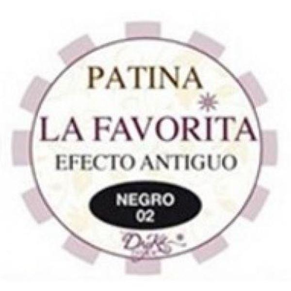 Patina negra - 8423153036573