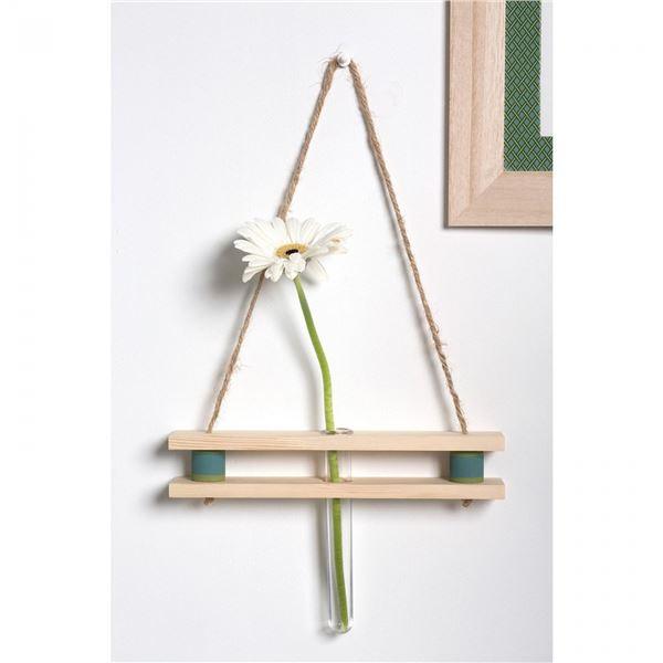 Florero para una flor con estante - 8403210031758