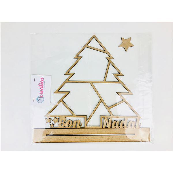 "Árbol ""bon nadal"" - P04"