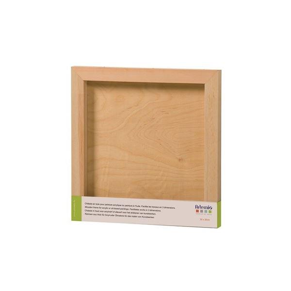 Marco de madera 20x20 - VITAB2020